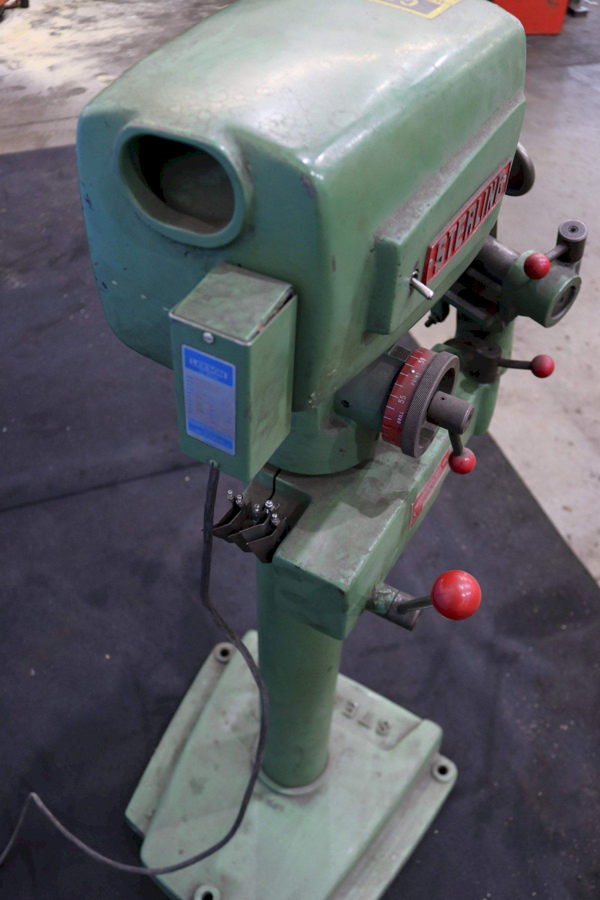 2-1/2' STERLING DRILL POINT SHARPENERS: STOCK #73490