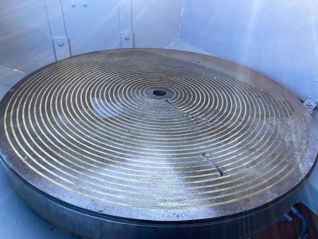 Blanchard #22-42, 42″ Vertical Spindle Rotary Surface Grinder, 1979