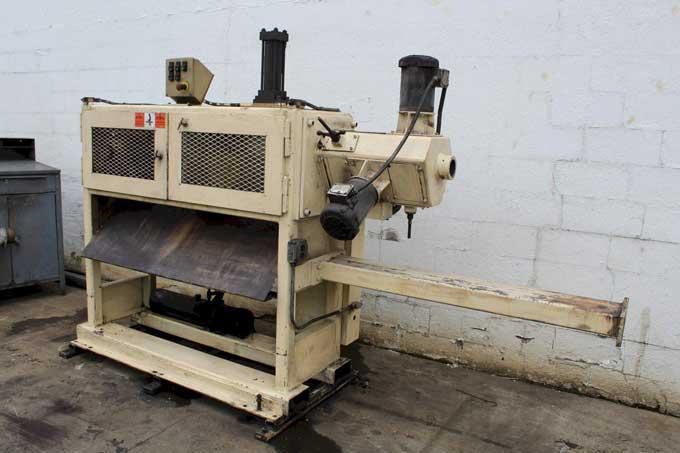 "3/4"" (19.05mm) FASTENER ENGINEERING MSC-750 MECHANICAL WIRE DESCALER (13862)"