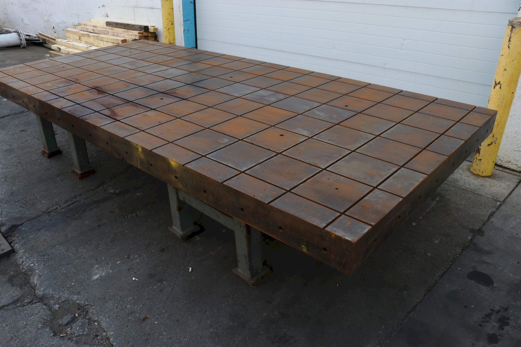 150' X 70' PORTAGE LAYOUT/SURFACE TABLE: STOCK #73285