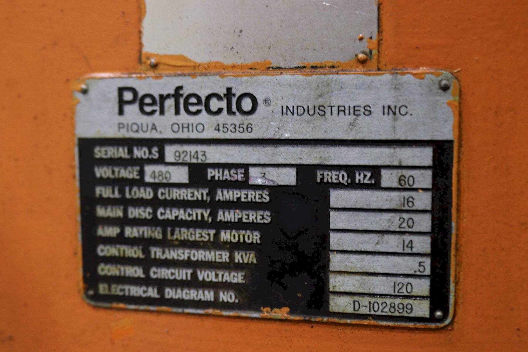 PERFECTO LEVELER: STOCK #73629