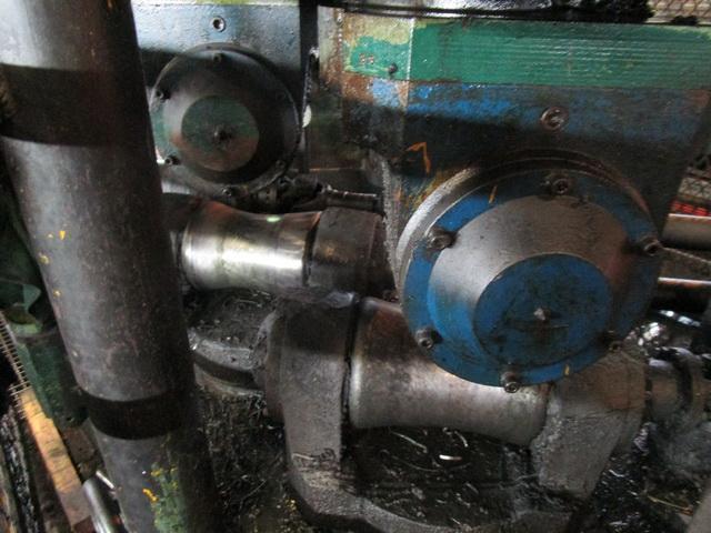 "4.50"" (114mm) x .32"" (8mm) Cartacci 6 Roll Tube Straightener Year 1998"