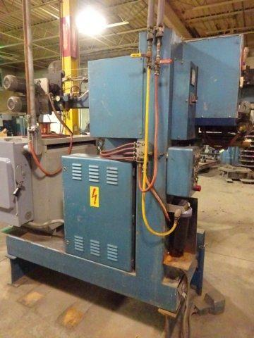 Spiro #30-31 Metal Duct Stitch Welder