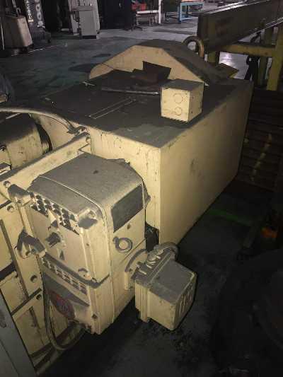 "1/4"" SHUSTER MODEL 2A4V WIRE STRAIGHTENER & CUTOFF"