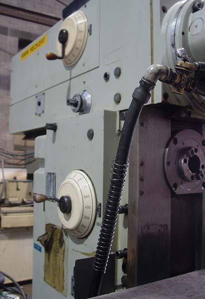 Wmw Heckert Fw 450 Horizonatl / Vertical Mill