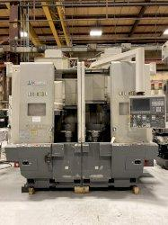 2011 Okuma 2SP-V40 - CNC Twin Spindle Vertical Turret Lathe