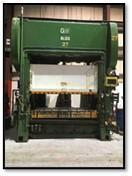 Bliss SC2-200-96 Straight Side Press, Used