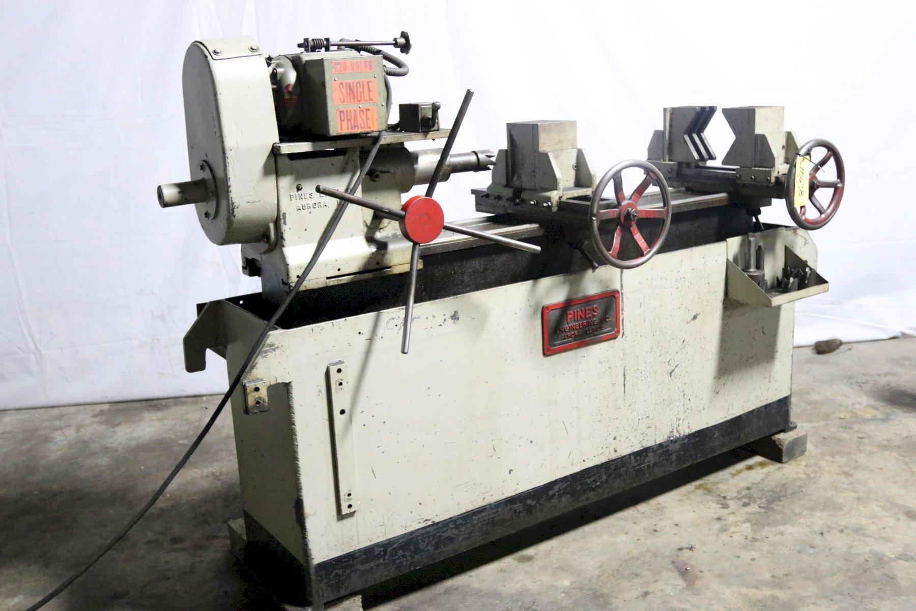 """5"""" PINES SINGLE END CHAMFER BAR END FINISHER"""