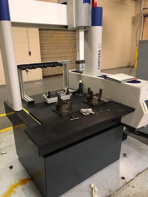 Zeiss Contura G2 Aktiv 7/7/6 DCC Coordinate Measuring Machine (CMM) Vast XT Scanning Head