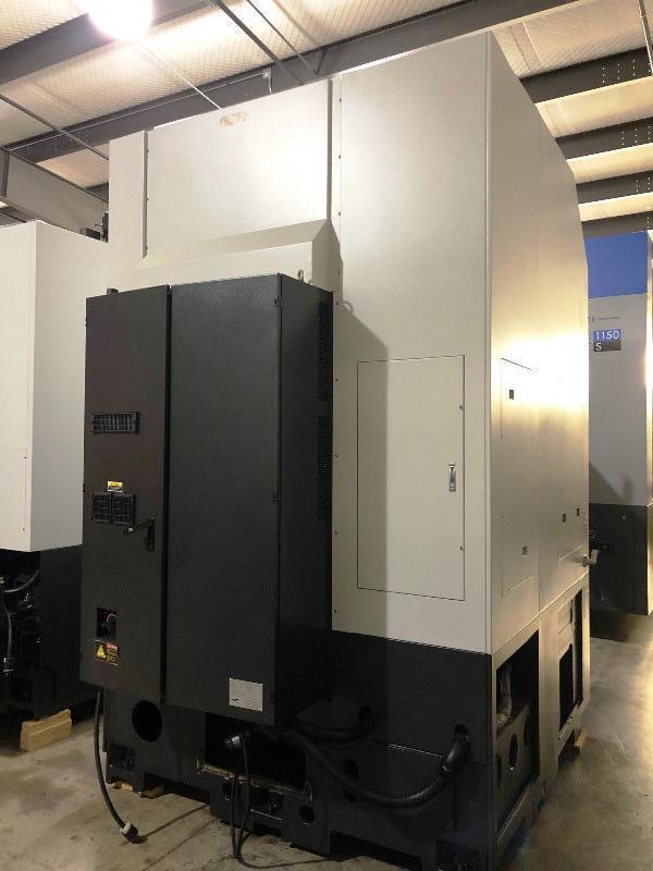 SAMSUNG PL800V CNC VERTICAL TURNING CENTER