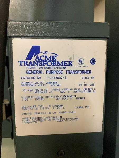 Dri-Air Used Arid X 35 PDII Drying System, Two (2) 100 lbs. Hoppers