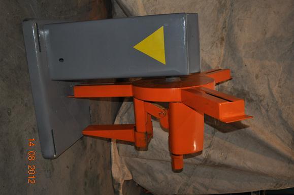 """1000 LB x 12"""" American Steel Line Non-Motorized Uncoiler"""