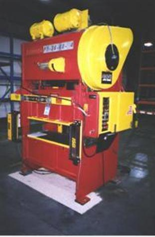 36 Ton Niagara SSDC Press