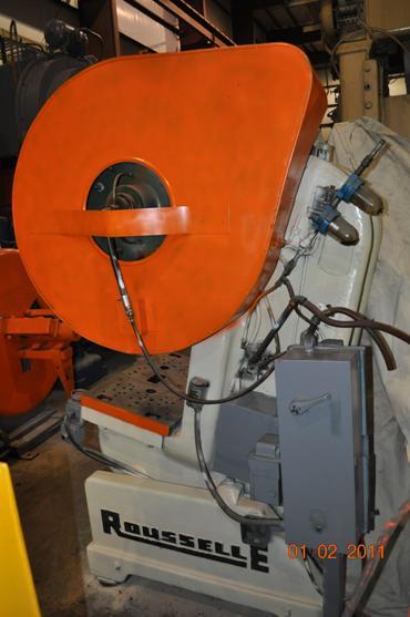 60 Ton Rousselle OBI Press