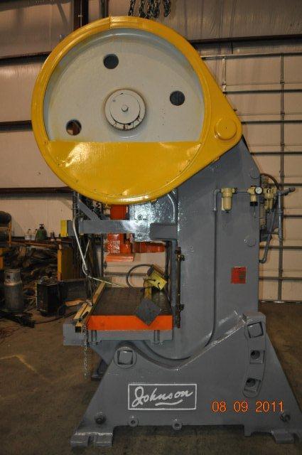 90 Ton South Bend Johnson OBI Press