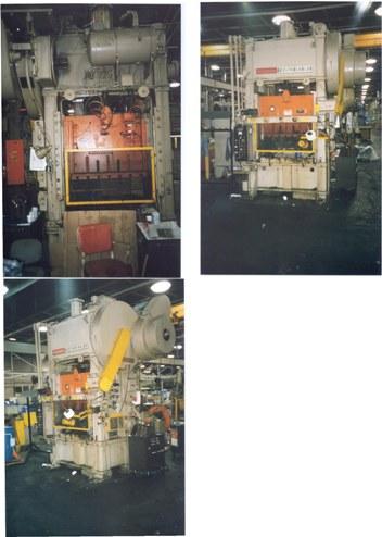 150 Ton Niagara SSDC