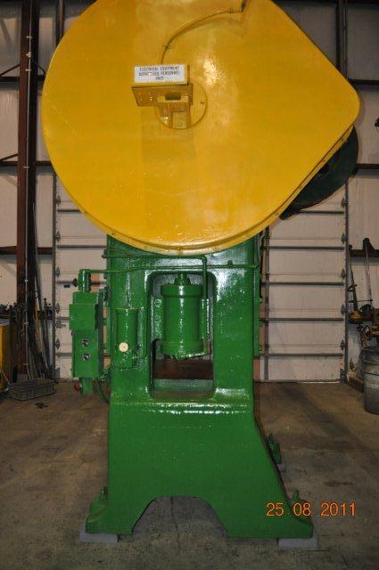 150 Ton Minster SSSC Press