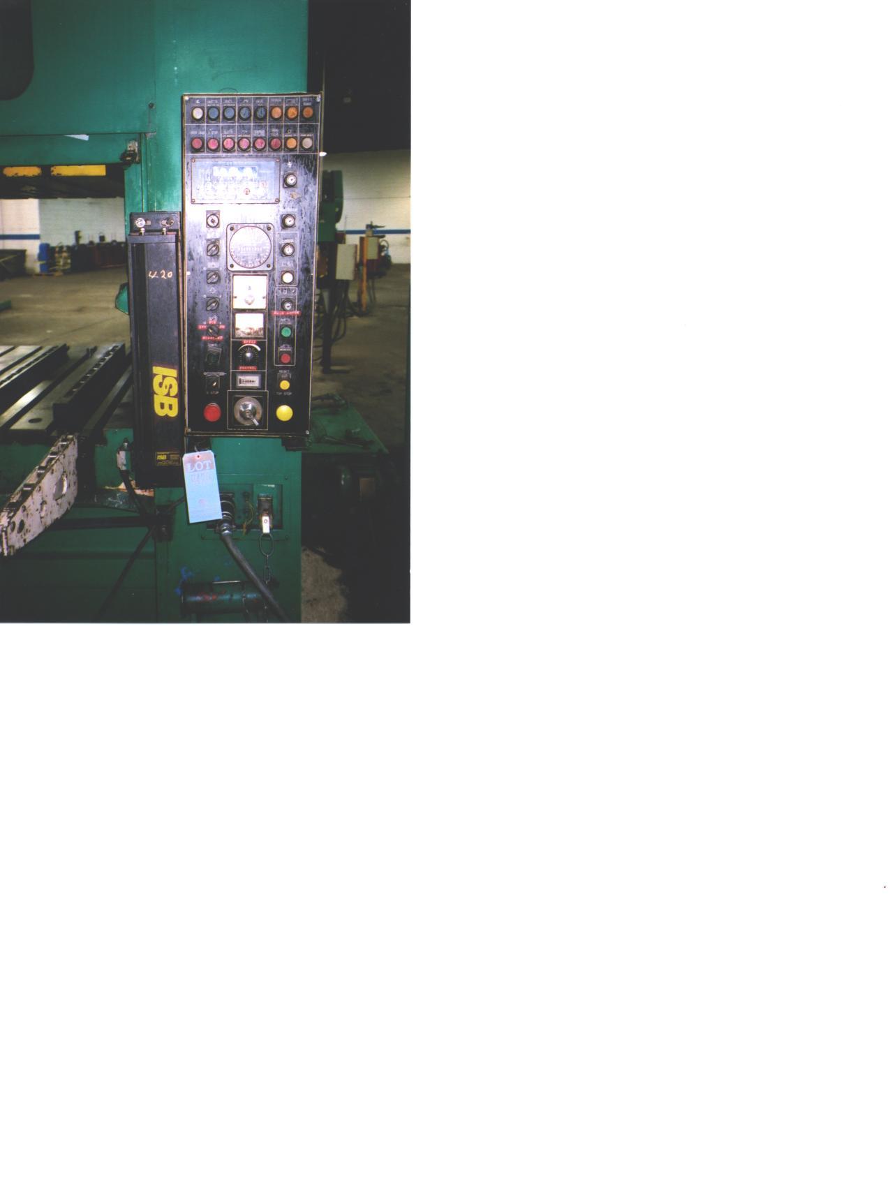 275 Ton Sutherland SSDC Press