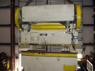 60 Ton x 6' Excelsior Mechanical Press Brake