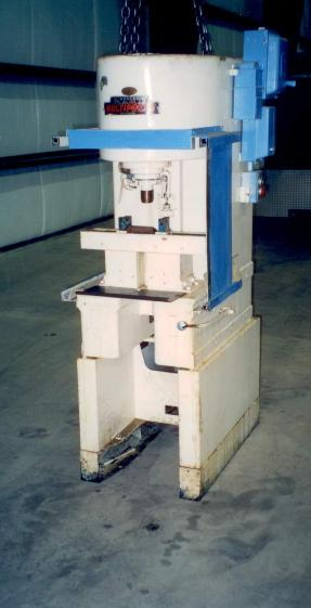 8 Ton Denison Hydraulic C-Frame Press