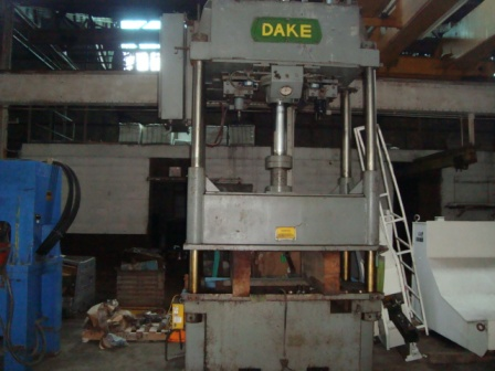 150 Ton Dake Hydraulic Press