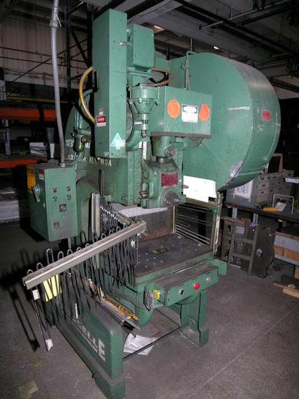 40 Ton Rousselle OBI Press