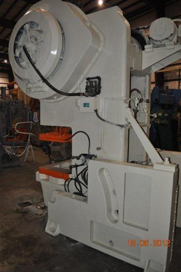 90 Ton Minster OBI Press