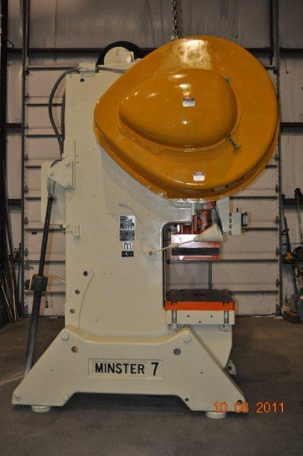 75 Ton Minster Dienamic OBI Press