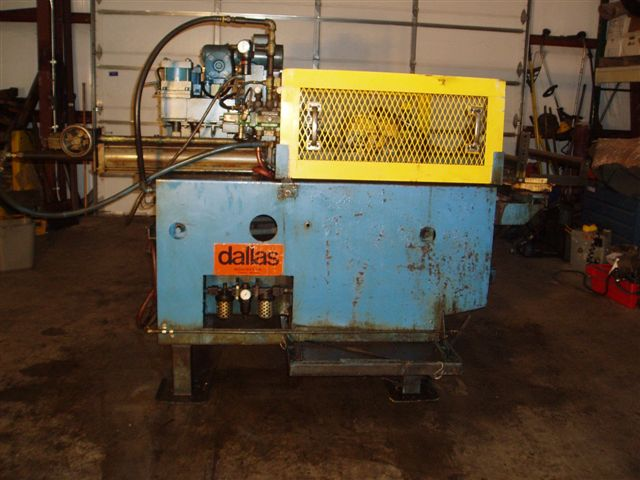 "24"" x 24"" x .210 Dallas Feeder Straightener"