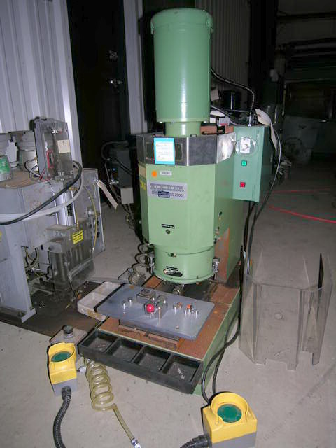 TAUMEL MODEL SO2000 ORBITAL RIVET SPINNER