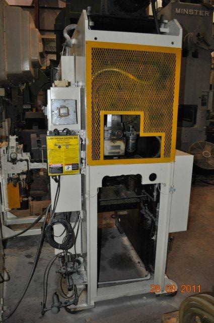 49 Ton Stamtec Gap Press