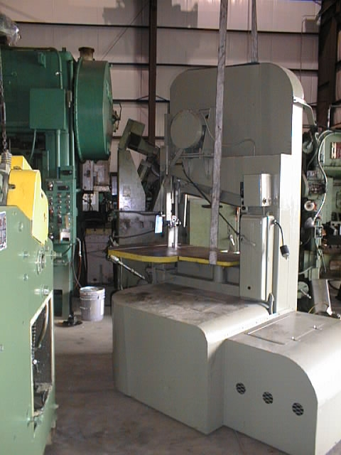 "36"" DOALL VERTICAL BAND SAW"