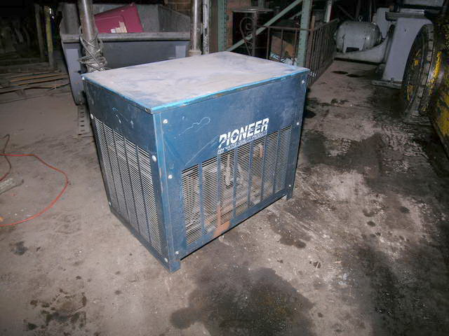 250 PSI PIONEER REFRIGERANT AIR DRYER