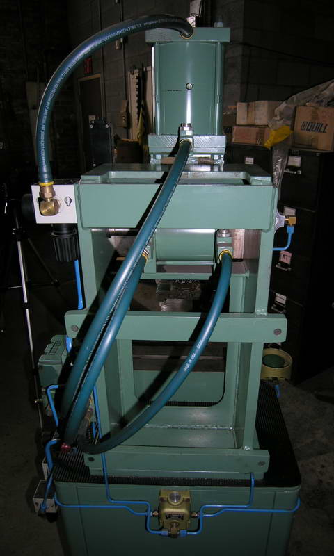 COLUMBIA MARKING TOOLS ROLL STAMP MARKING MACHINE