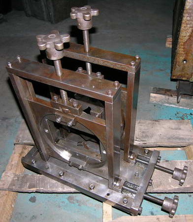Custom Exit Straightener 2 Head, 3 Axis