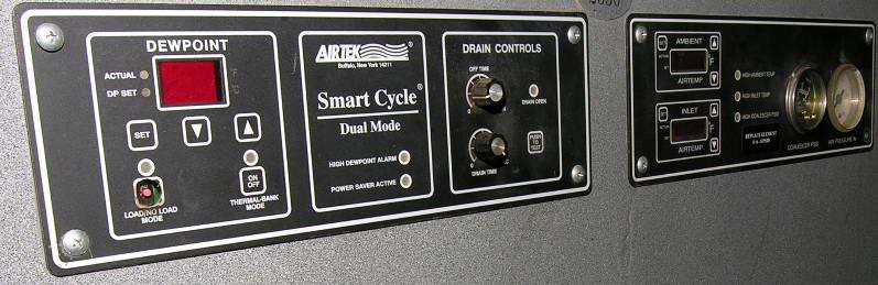 AIRTEK MODEL CT-2000 REFRIGERATED AIR DRYER