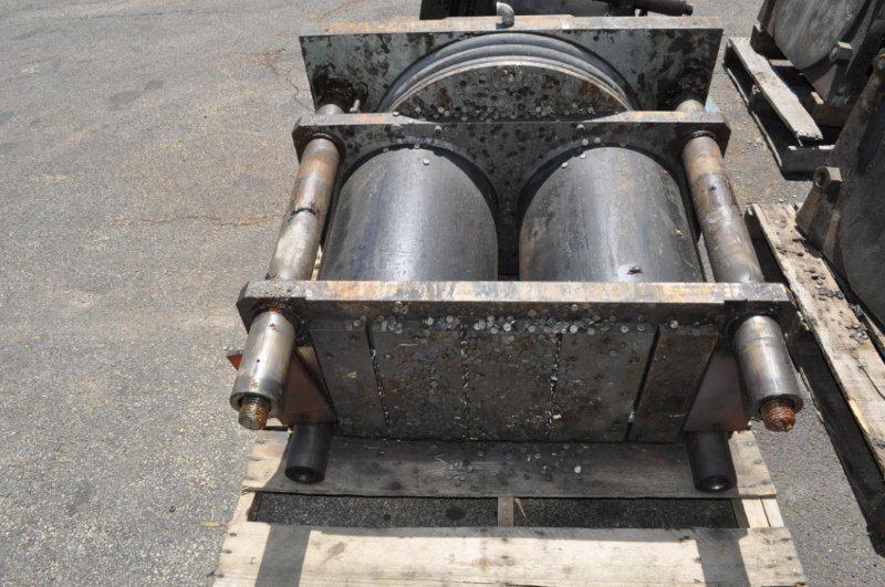 14.1 Ton Capacity Cushion
