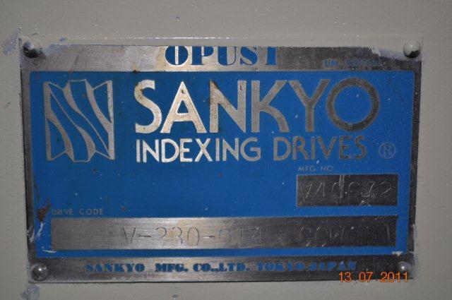 """11.8"""" x .078 SANKYO ROLL FEEDER"""