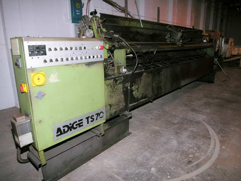 275 mm SALA ADIGE COLD SAW