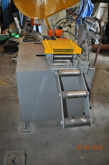 "8"" x 12"" x .125 FEED LEASE AIR FEEDER STRAIGHTENER"