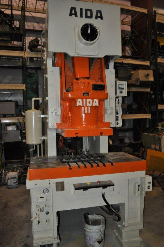 121 TON AIDA GAP PRESS