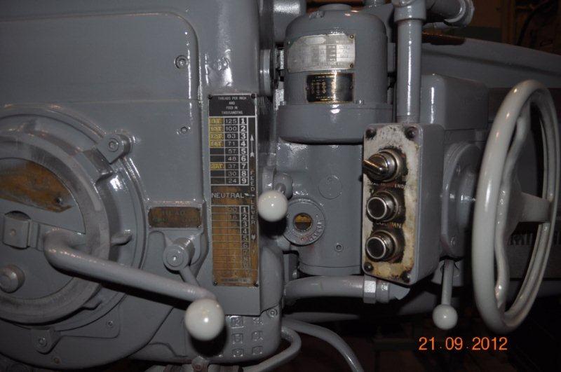 """4' x 13"""" CINCINNATI BICKFORD RADIAL ARM DRILL"""