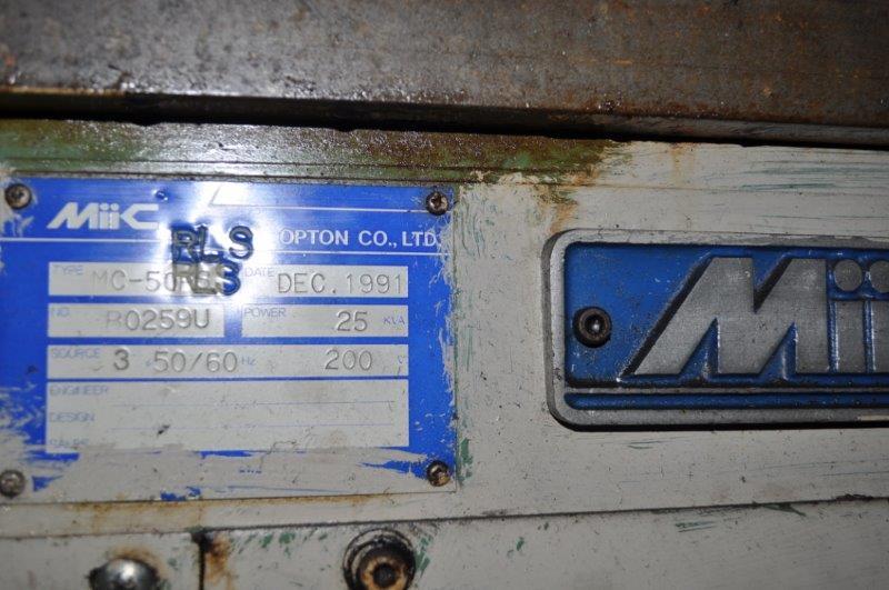 "2"" MIIC CNC TUBE BENDER"