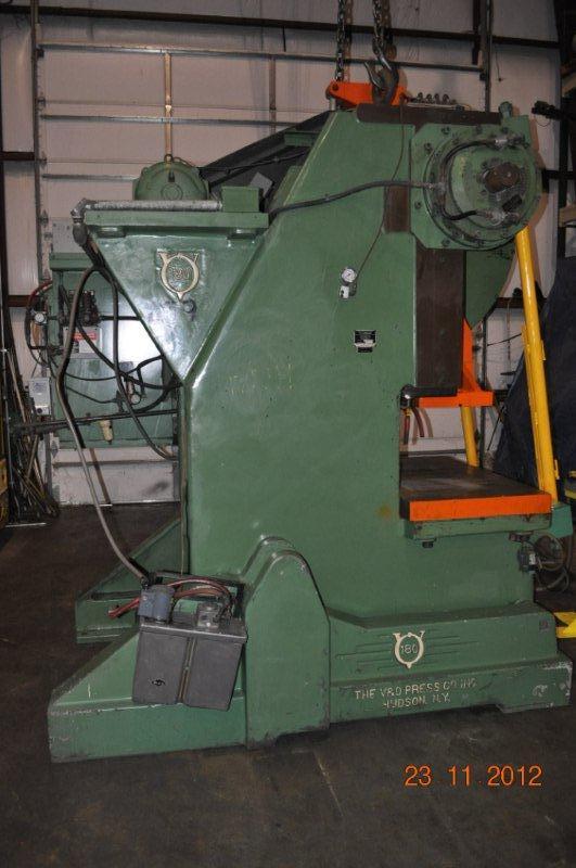 180 Ton V & O OBI Press