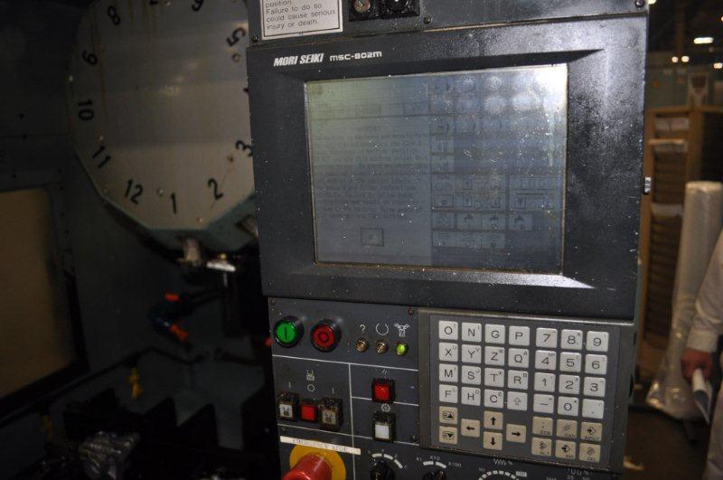 MORI SEIKI  TV 400 CNC VERTICAL MILL