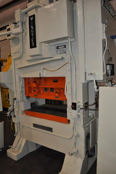 60 TON MINSTER SSDC PRESS