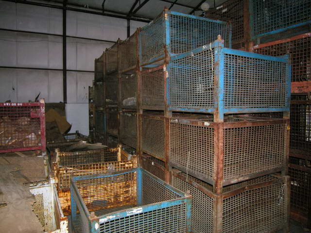 19 Wire Baskets Stackable