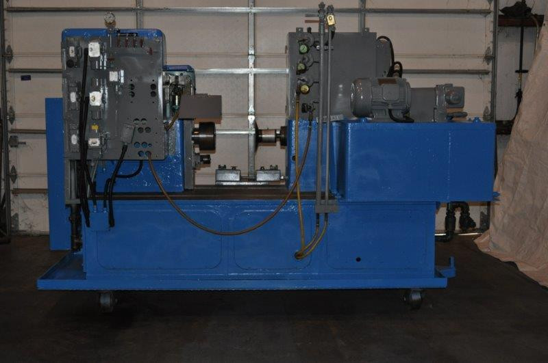 WEST BEND AUTO SPIN AND BEAD FORMING MACHINE