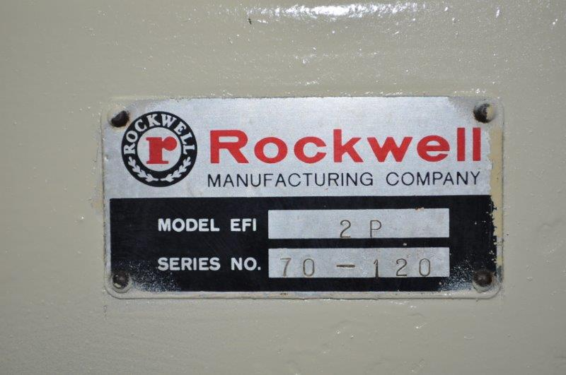 """24"""" ROCKWELL DRILL PRESS"""