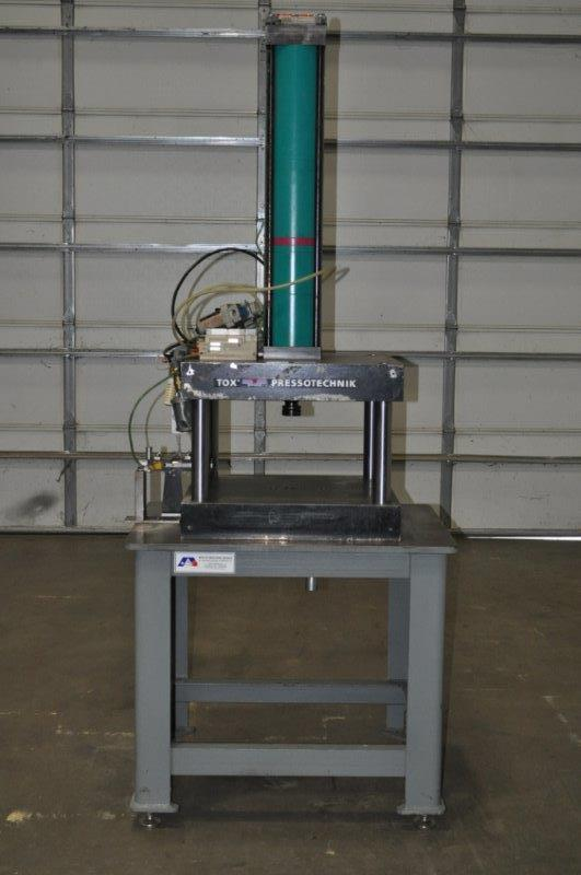 30 TON TOX AIR PRESS